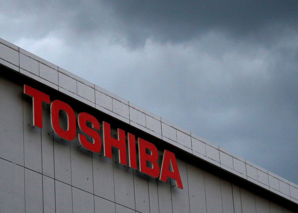 Toshiba investor Oasis unimpressed by CVC's $20 bln offer