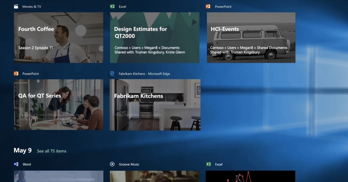 Windows 10's Timeline feature is going away
